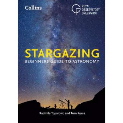 Collins Stargazing, Beginners Guide to Astronomy