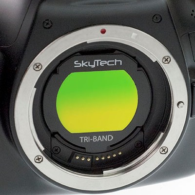 SkyTech TriBand Canon EOS Clip Fit Filter