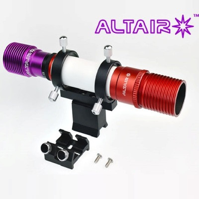 Altair MG32 Mini Guide QRB Rings + GPCAM Guide Camera